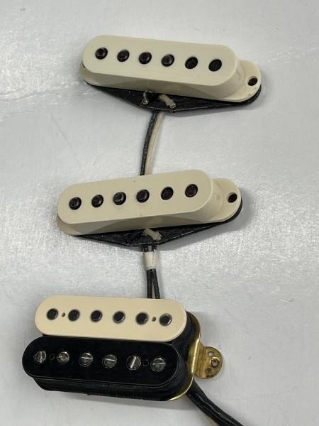 "Stratocaster Pickup SSH Set aus ""Custom Shop Strat"""