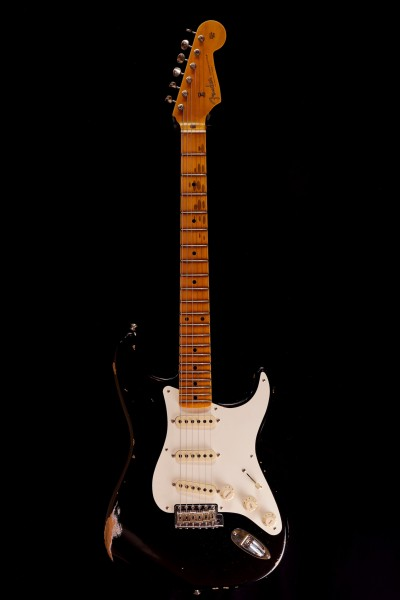 Fender® Custom Shop '57 Strat Relic Blackie