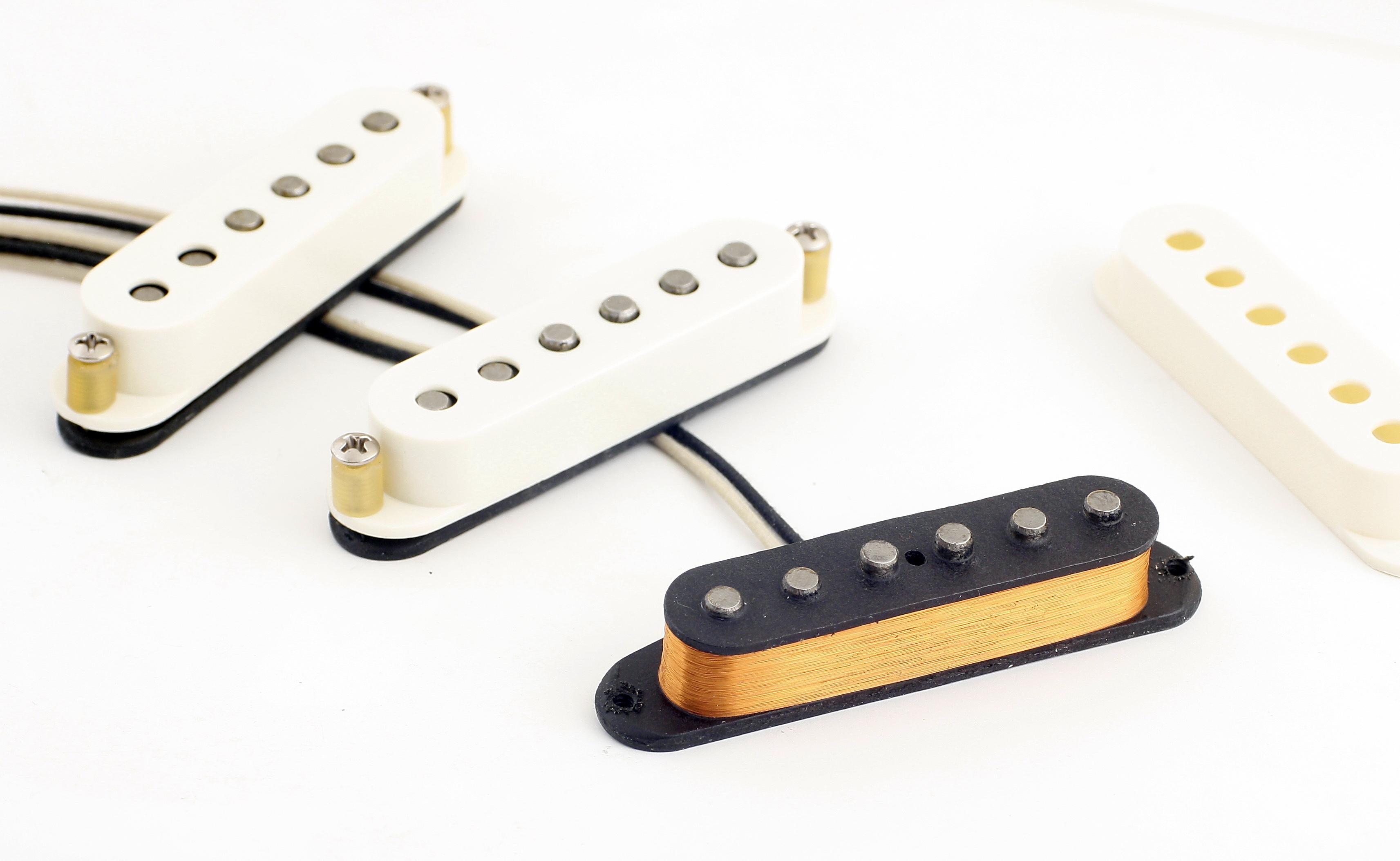 Beste Wie Man Gitarren Pickups Verbindet Galerie - Der Schaltplan ...