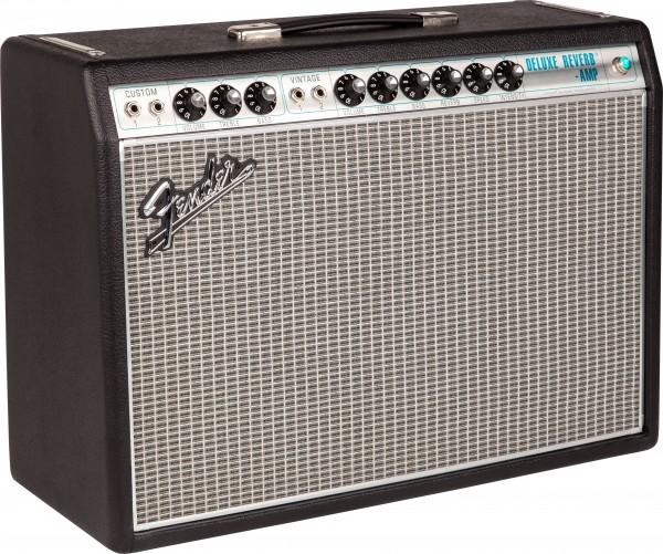 Fender Custom 68 Deluxe Reverb KLP Bias Tremolo Mod