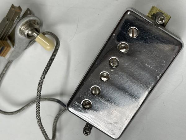 Gibson Tar Back Bridge PU '78