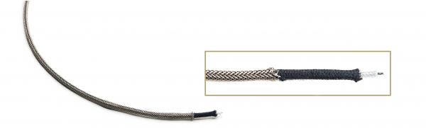 Braided Shield Wire 1m