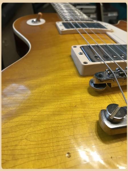 Gibson Les Paul 1958 CC28 Collectors Choice 28 STP Burst - Ronnie Montrose´58 Les Paul