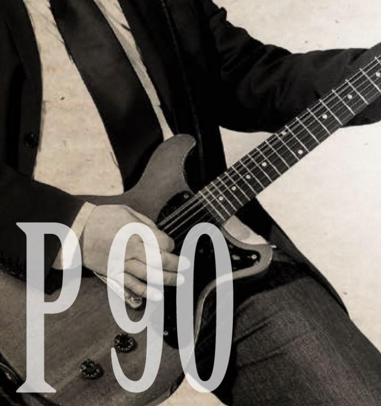 P90 Pickups | Pickups | Kloppmann Electrics