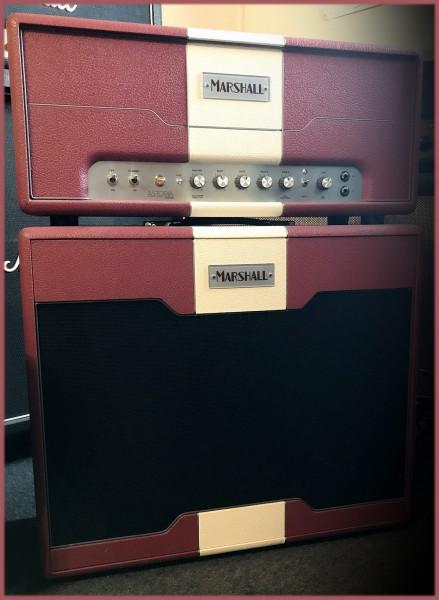 """MARSHALL Astoria Custom AST2 / Marshall AST2-112 - Custom 1 x 12"""" Cabinet"""