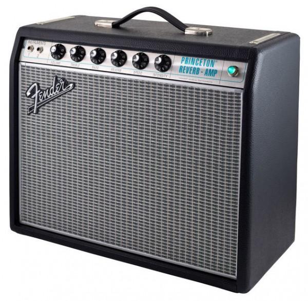 Fender 68 Custom Princeton Reverb / KLP Mod