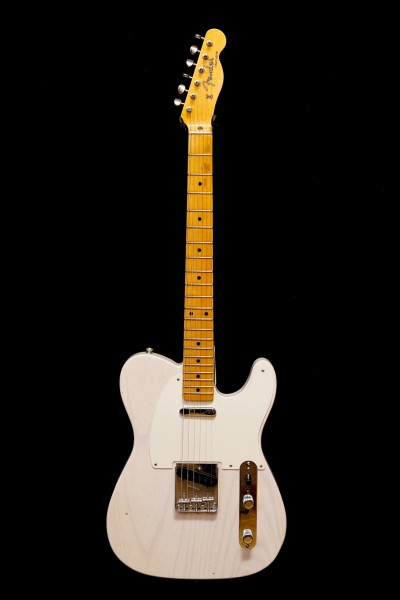 Fender® Custom Shop 56 Tele Closet Classic White Blonde