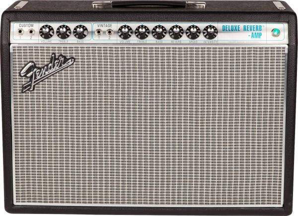 Fender Custom 68 Deluxe Reverb KLP Mod Opto Trem