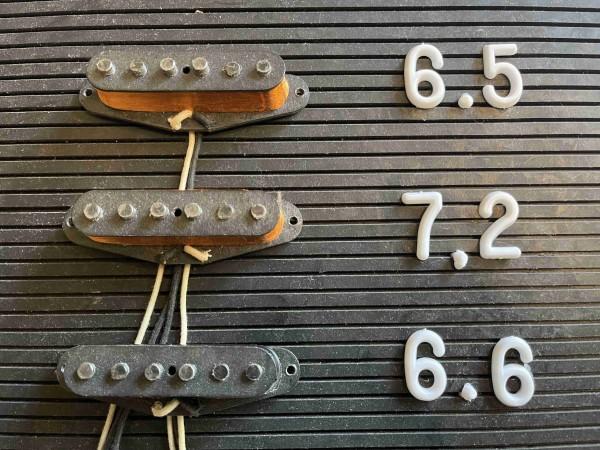 Stratocaster Pickup Set von OX4