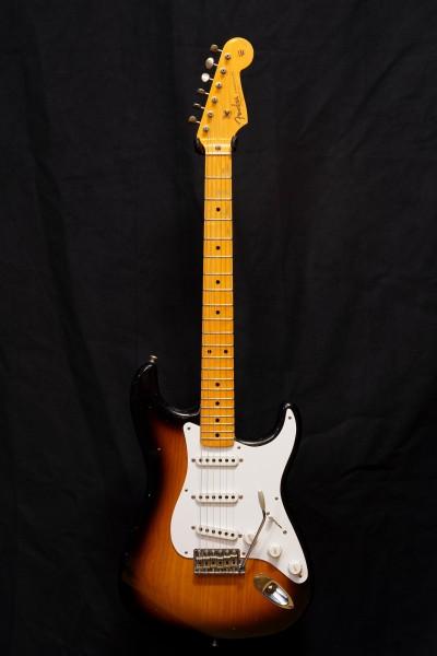 NEU! Fender Custom Shop Dealer's Select '57 Strat Relic 2-Tone Sunburst