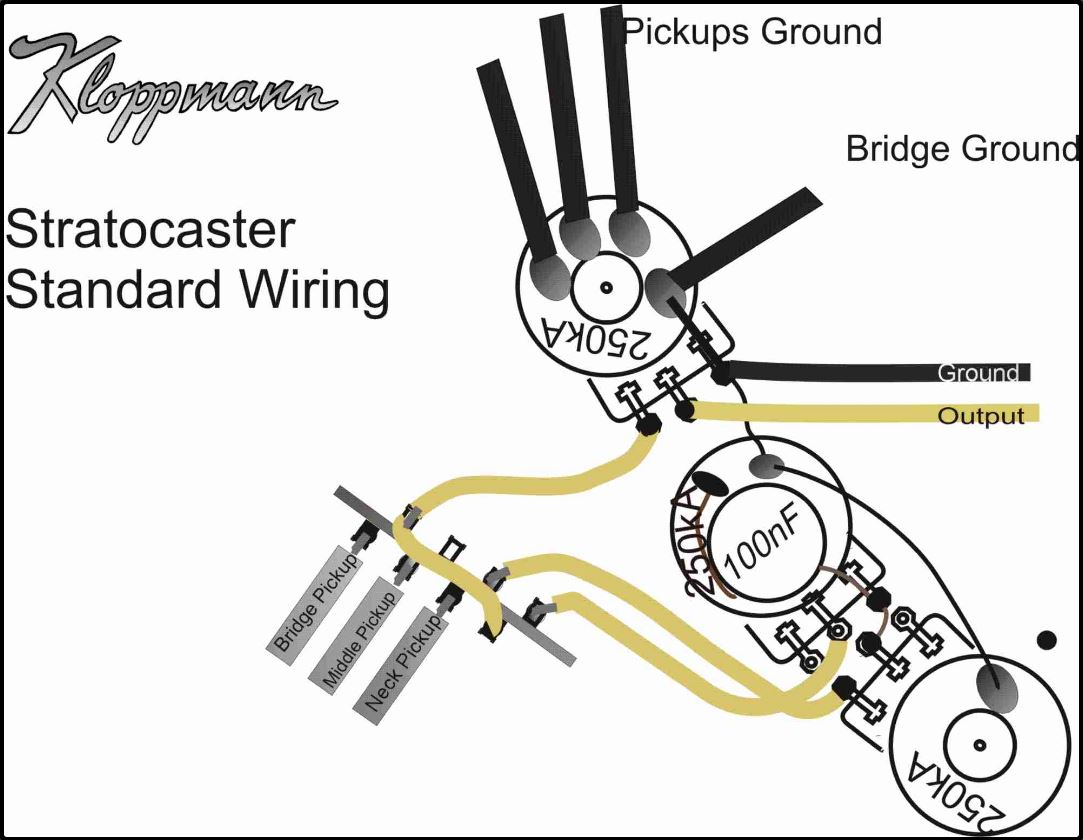 wiring and installation support kloppmann electrics AWG Wire Amp Capacity stratocaster dummy coil wiring
