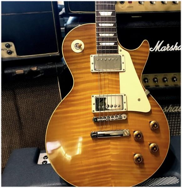 Gibson Les Paul Standard 1959 Ace Frehley Burst