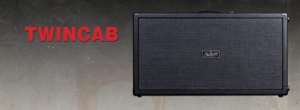 "BluGuitar 2x12"" TWINCAB Gitarrenbox"