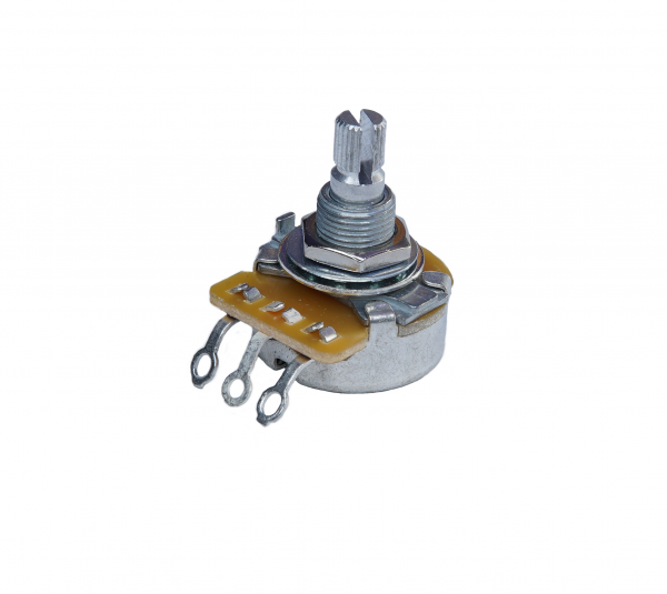 Potentiometer - 500 kOhm Split Shaft