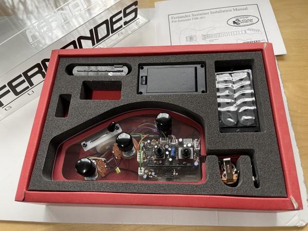 Fernandes Sustainer FSK-401 SH Kit